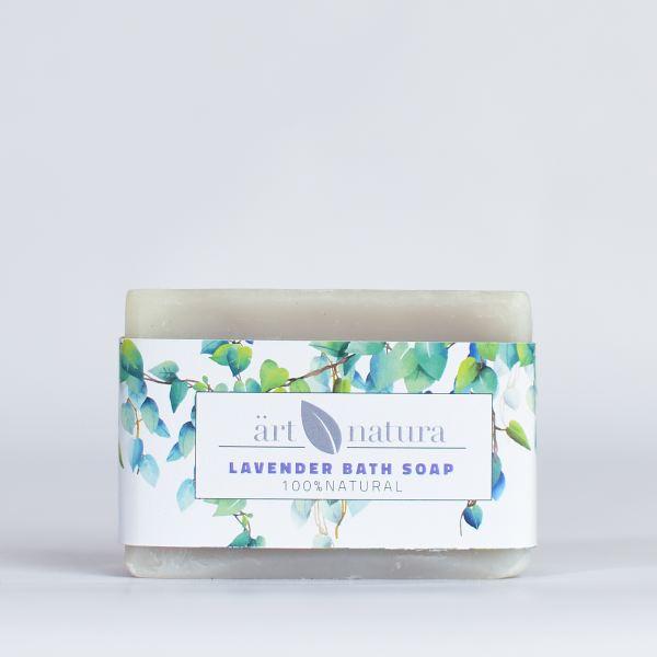 ArtNatura levander bath soap