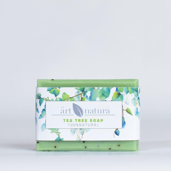 ArtNatura tea tree soap for face wash