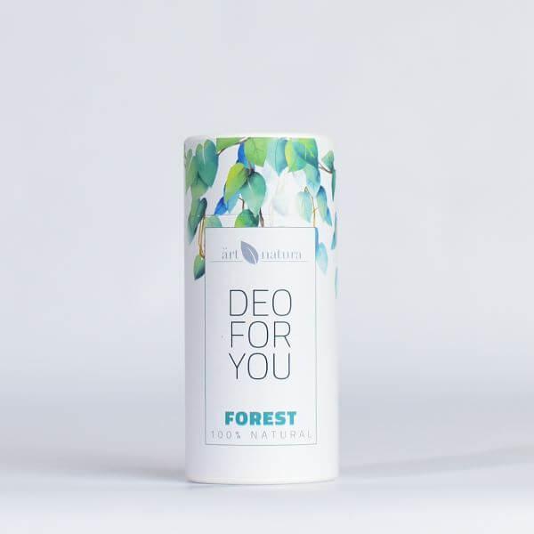 Artnatura Forest natural deodorant