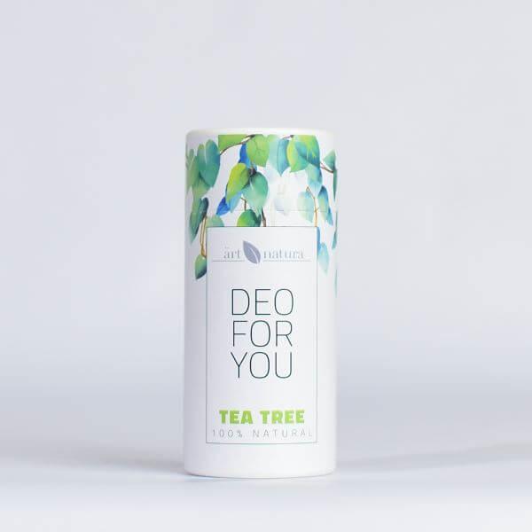 Artnatura Tea tree natural deodorant