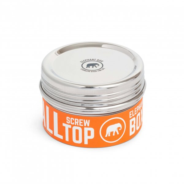 Large screw top canister, big 1 piece, 500 ml