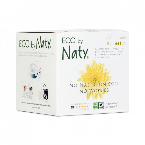 Naty Thin Pads - Normal