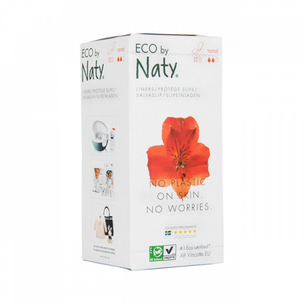 Naty Panty Liners Normal