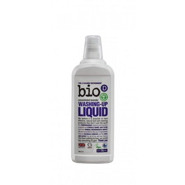 Bio-D levander washing-up liquid 0.75l