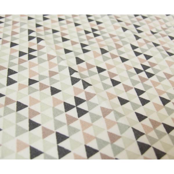 Handkerchiefs geometric Bless you, size S, 3 pcs