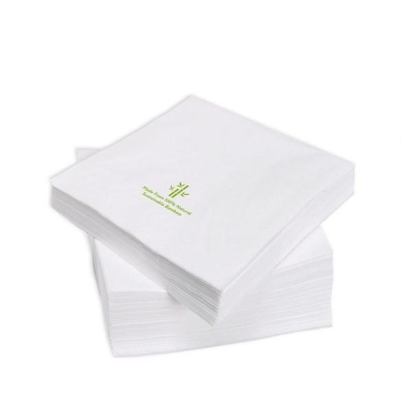 Plastic free cocktail napkins, 100 pcs