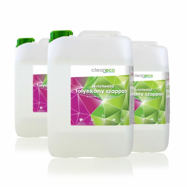 Disinfectant Liquid Soap, 5 L