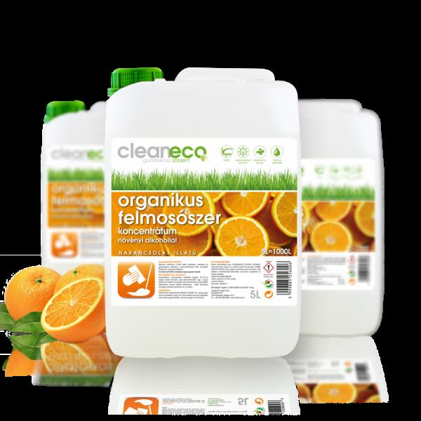 Cleaneco Organic Floor Soap, 5 L