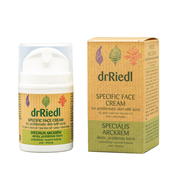 Dr Riedl Specific face cream for problematic skin ...