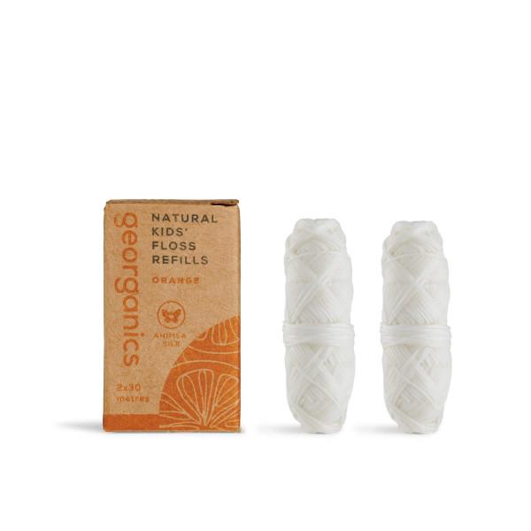 Natural Floss Refill - Orange
