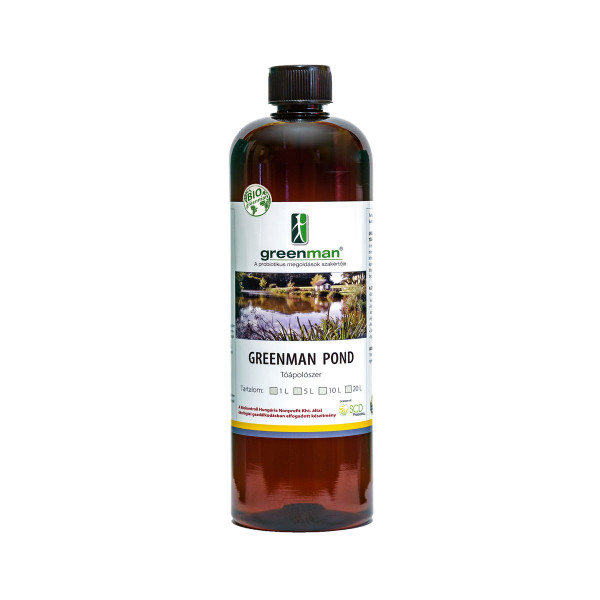 Greenman Pond water quality improver 1 l