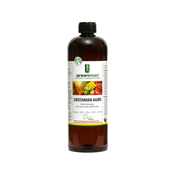 Greenman Agro probiotic additive for farm and gard...