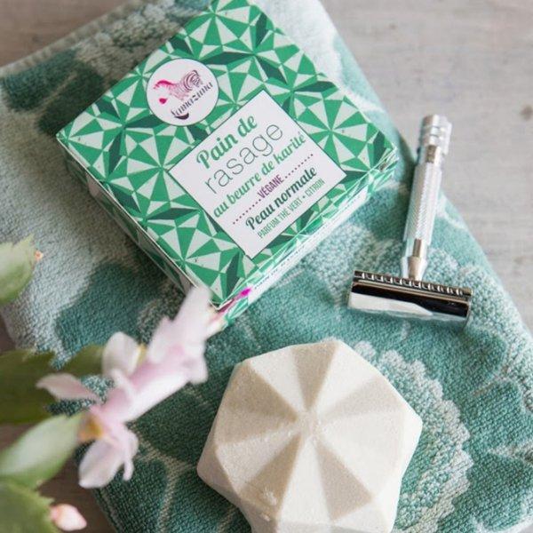 Shea Butter Shaving Soap for women