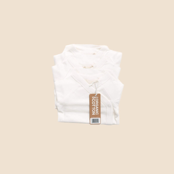 Long Sleeve Baby Wrap 3 pcs