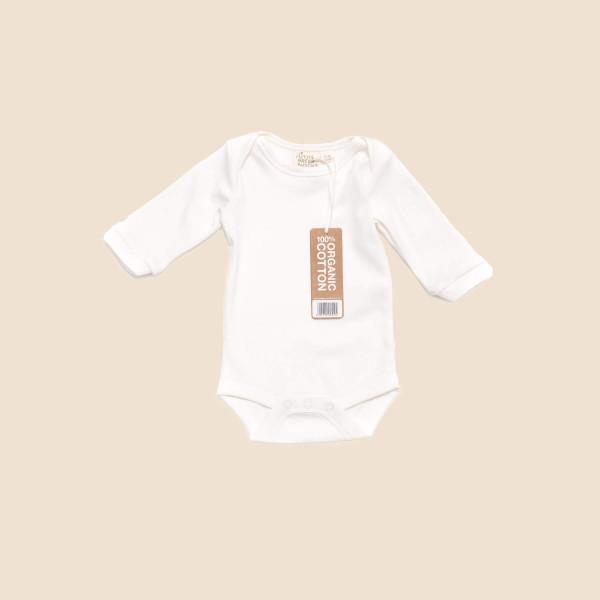 Long Sleeve Baby Body 3pcs