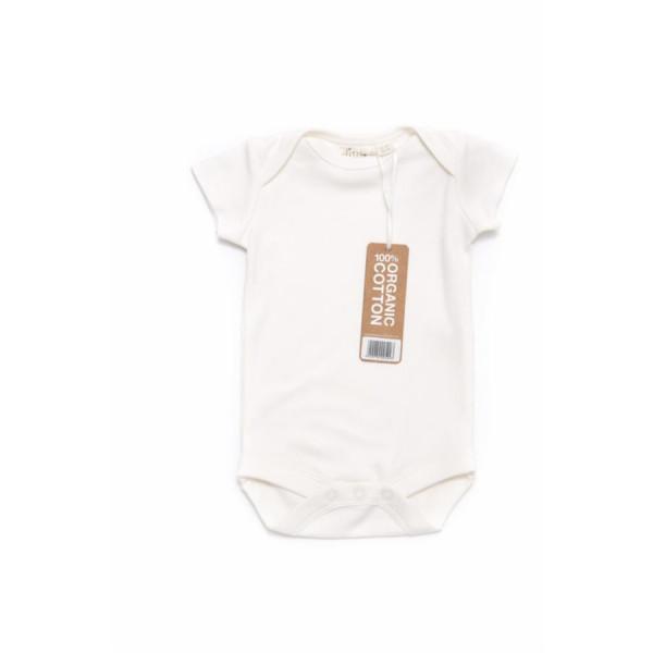Short Sleeve Baby Body 3 pcs