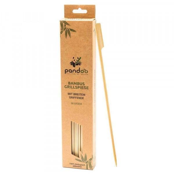 Bamboo skewers 30pcs