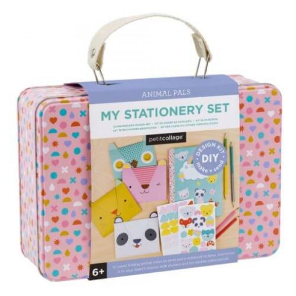 My stationery set - DIY kit
