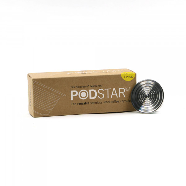 Pod Star Single for Nespresso