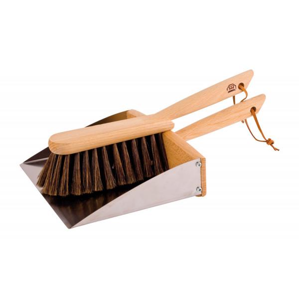 Dustpan and hand broom