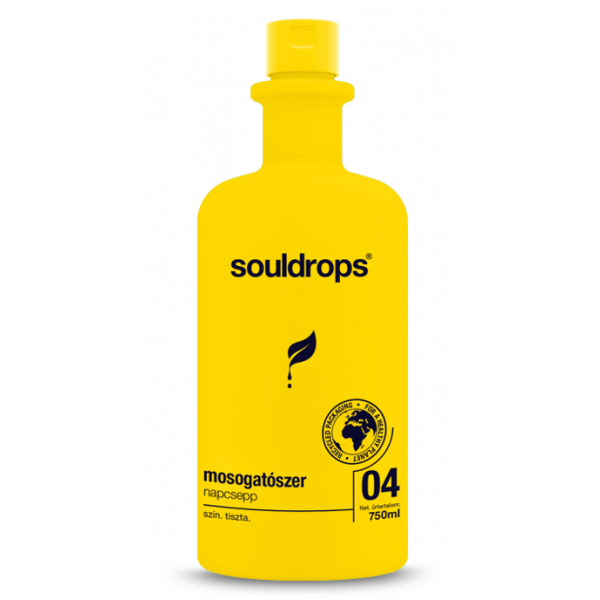 Ecofriendly washing up liquid sundrop 0,75l