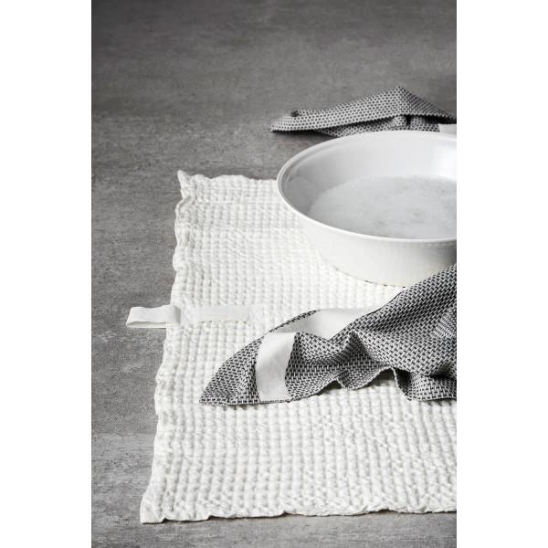 Big waffle bath mat