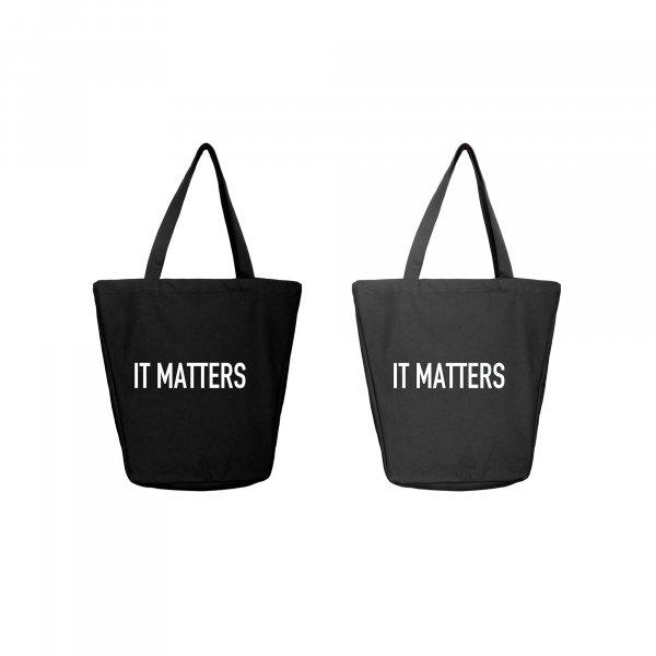 Big Little Bag /black/gray