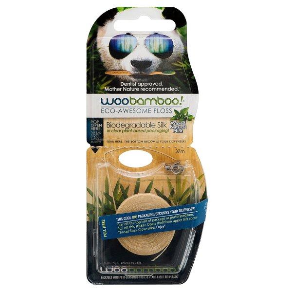 Woobamboo environmentally friendly bamboo floss