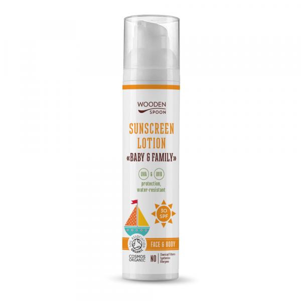 Sunscreen lotion Baby & Family 30 SPF (100ml)