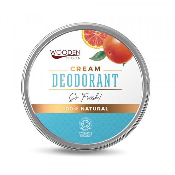 Wooden Spoon fresh cream deodorant