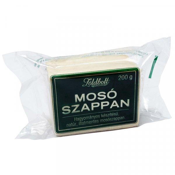Zöldbolt laundry soap