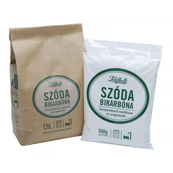 Zöldbolt Baking soda (Sodium bicarbonate)